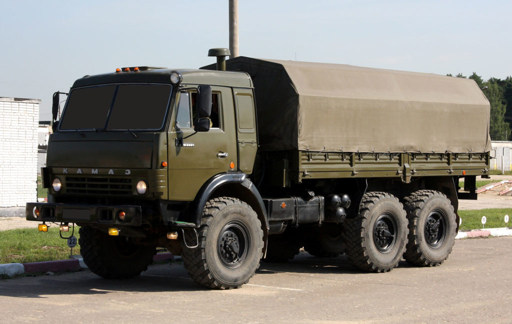 45th_separate_engineer-camouflage_regiment_-_transport_truck_-2